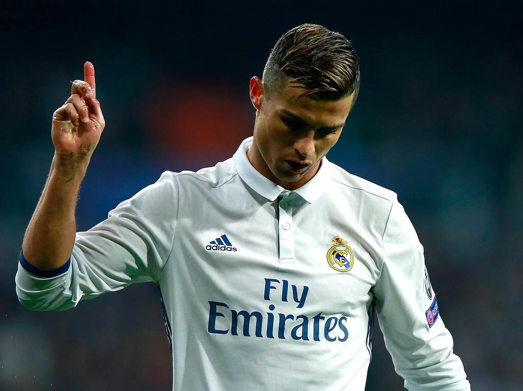 Weltfußballer-Gala - Ronaldo & Co. wurden die Uhren geklaut