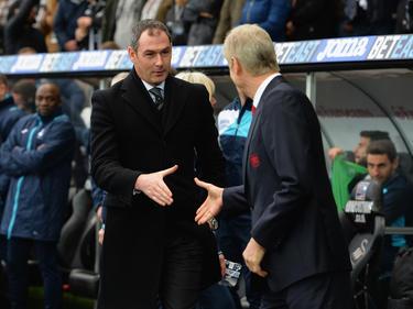 Swanseas Coach Paul Clement tritt den großen Trainern nun direkt entgegen
