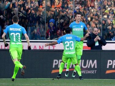 Ivan Perišić schnürte einen Doppelpack für Inter gegen Udinese