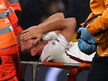 Alessandro Florenzi mit dem zweiten Kreuzbandriss in nur einer Saison