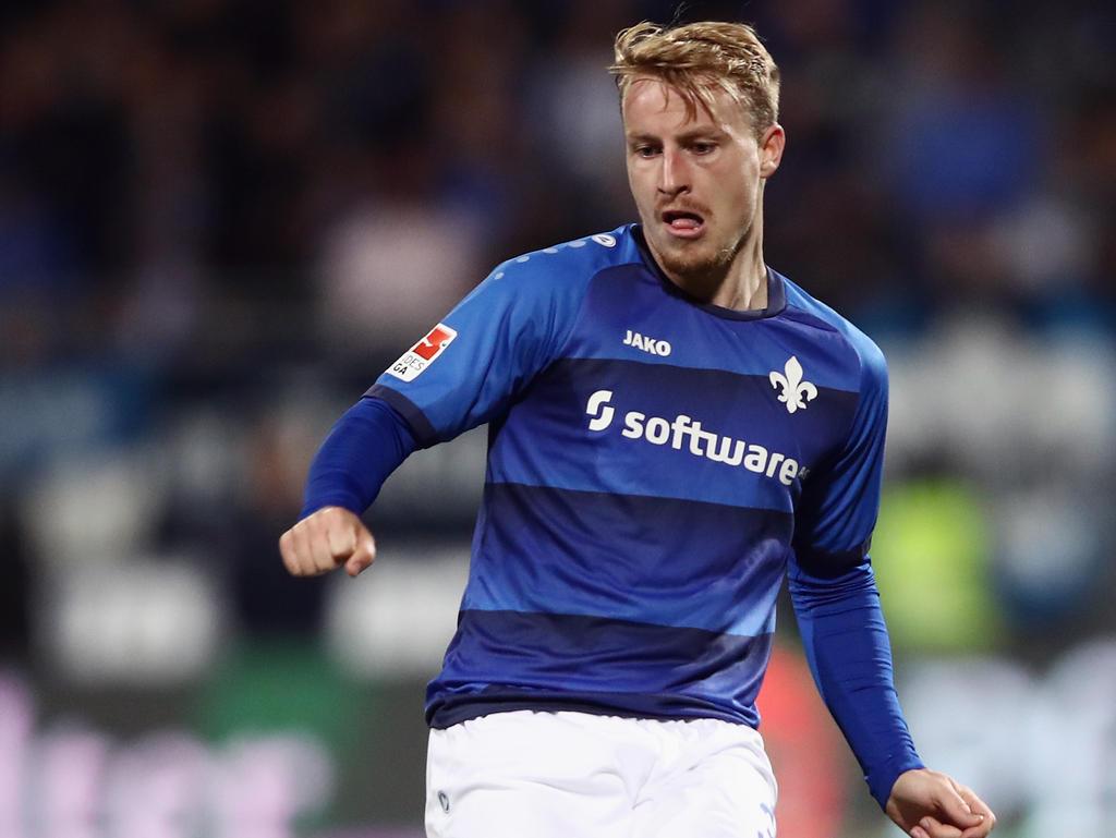 Bis 2020 : Abwehrspieler Holland verlängert Vertrag mit Darmstadt 98