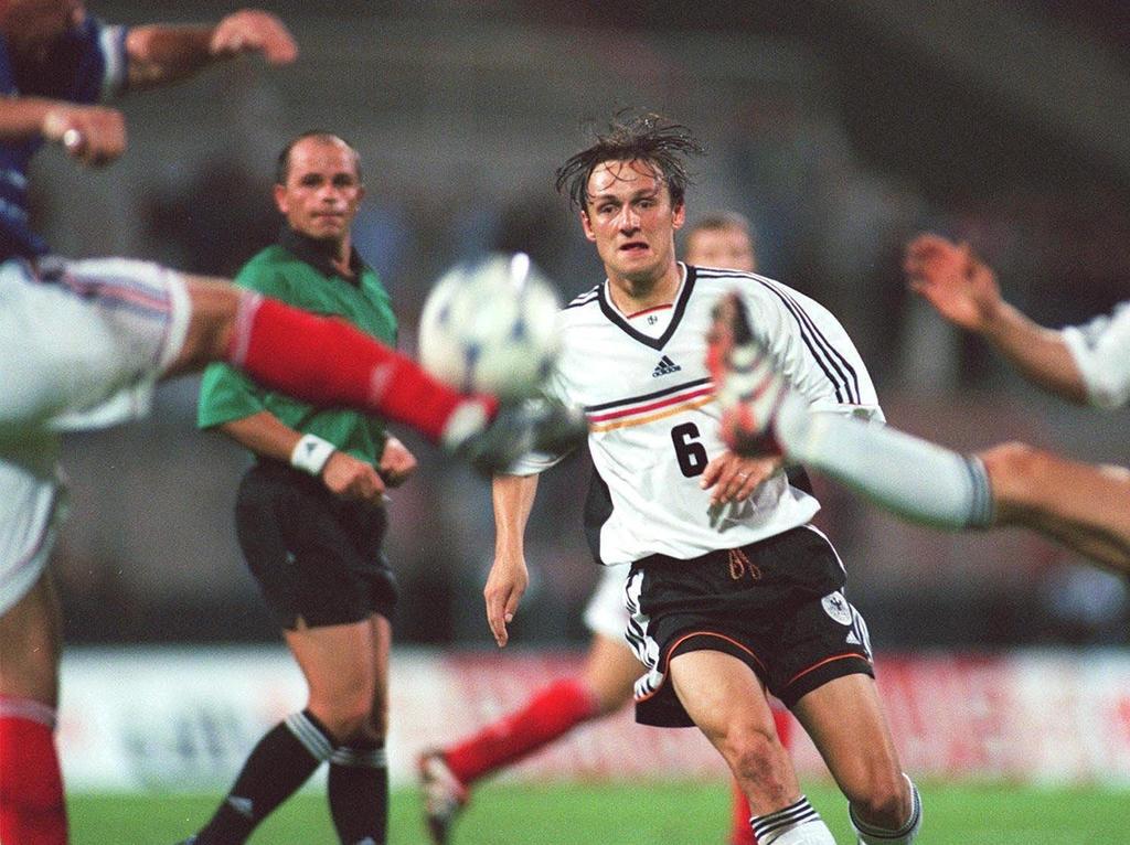 MITTELFELD: Heiko Gerber (VfB Stuttgart)