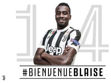 Blaise Matuidi ist nun auch offiziell Turiner (Bildquelle: www.juventus.com)