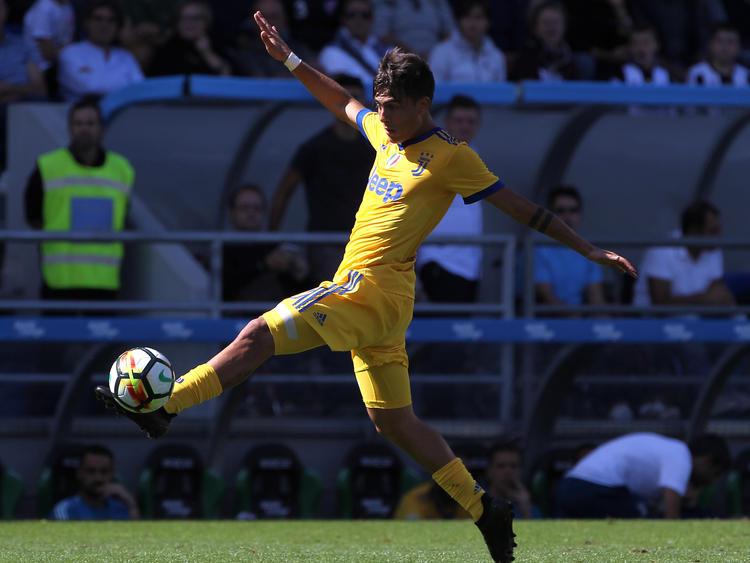 Paulo Dybala hat Juventus zum Sieg geschossen