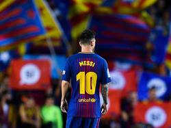 Lionel Messi strebt angeblich den Wechsel in die Premier League an