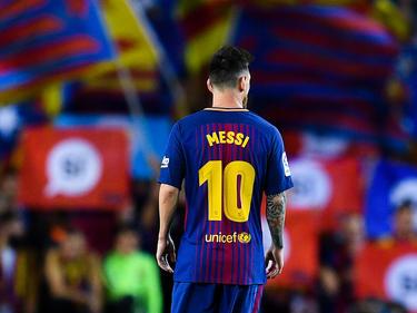 Messi es uno de los partidos de liga recientes en el Camp Nou. (Foto: Getty)