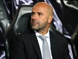 Start geglückt: Peter Bosz ist mit Borussia Dortmund zumindest national auf Kurs