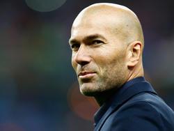 Zinedine Zidane en una imagen de archivo. (Foto: Getty)