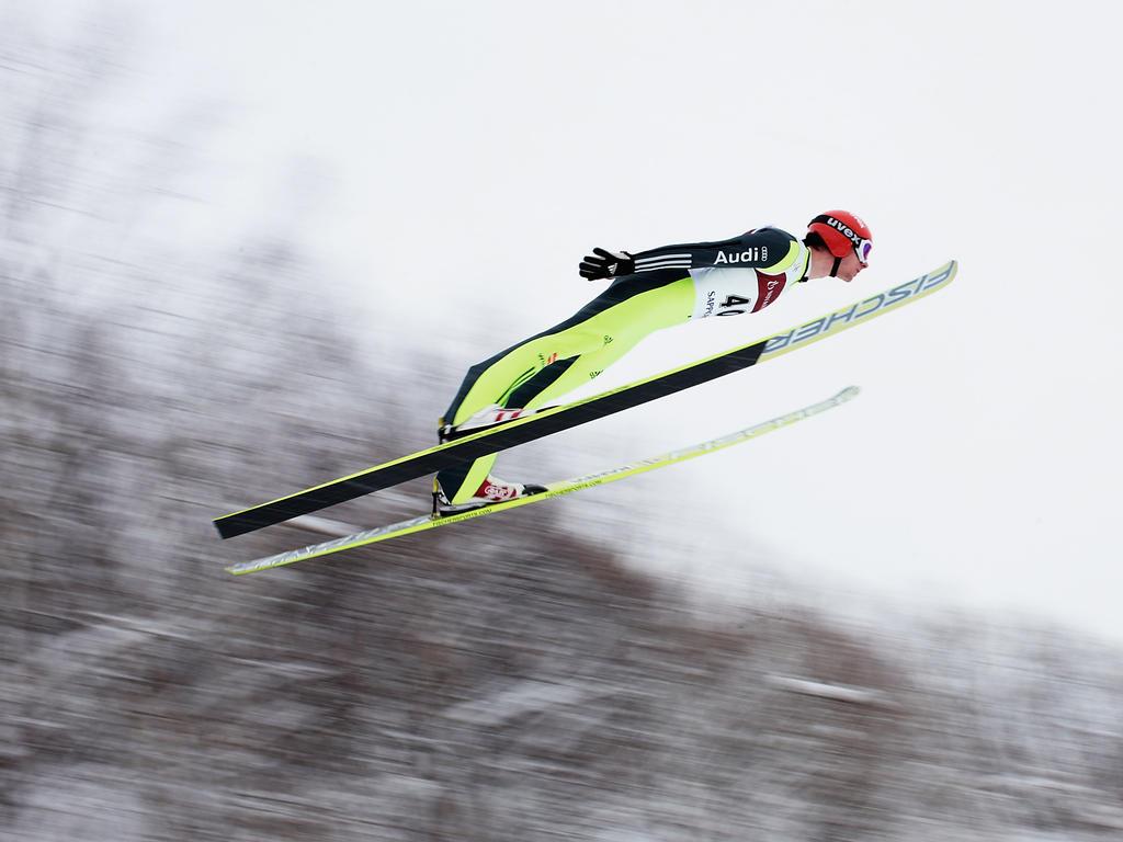 Skispringen: Wank und Schmitt in den Top Ten