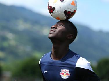 Naby Keita konnte mit Guinea feiern