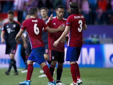 Thiago (M.) ist als einziger Bundesliga-Profi im vorläufigen spanischen Kader