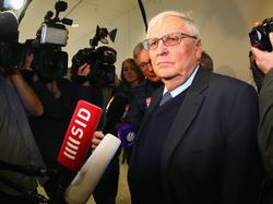 Ex-DFB-Präsident Theo Zwanziger verklagt das Land Hessen