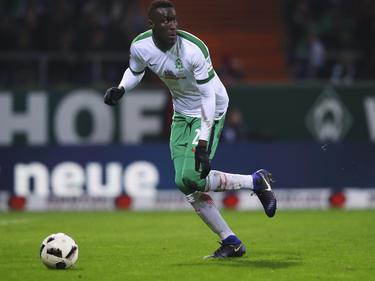 Lamine Sané will sich auf seine Aufgabe in Bremen konzentrieren