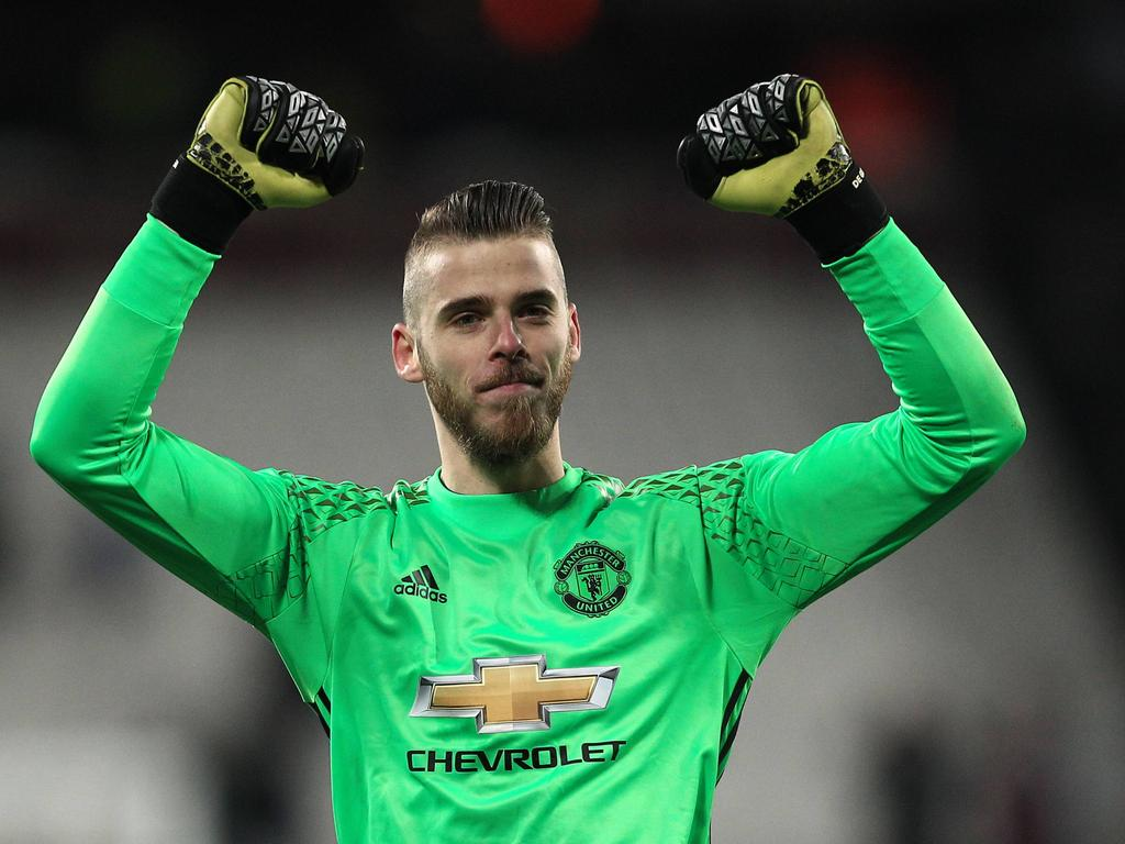 De Gea, mejor portero de la Premier League. (Foto: Getty)