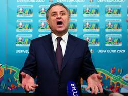 "RFU-Boss Vitali Mutko sieht Russland ""diskreditiert"""