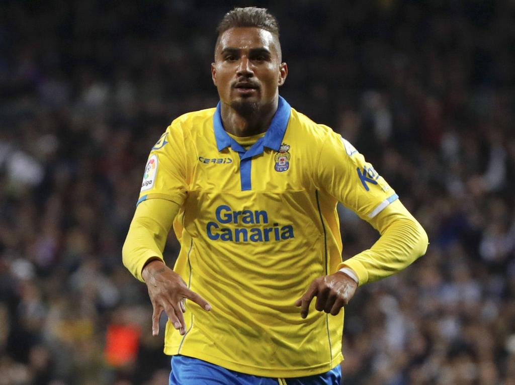 Kevin-Prince Boateng drei weitere Jahre bei Las Palmas