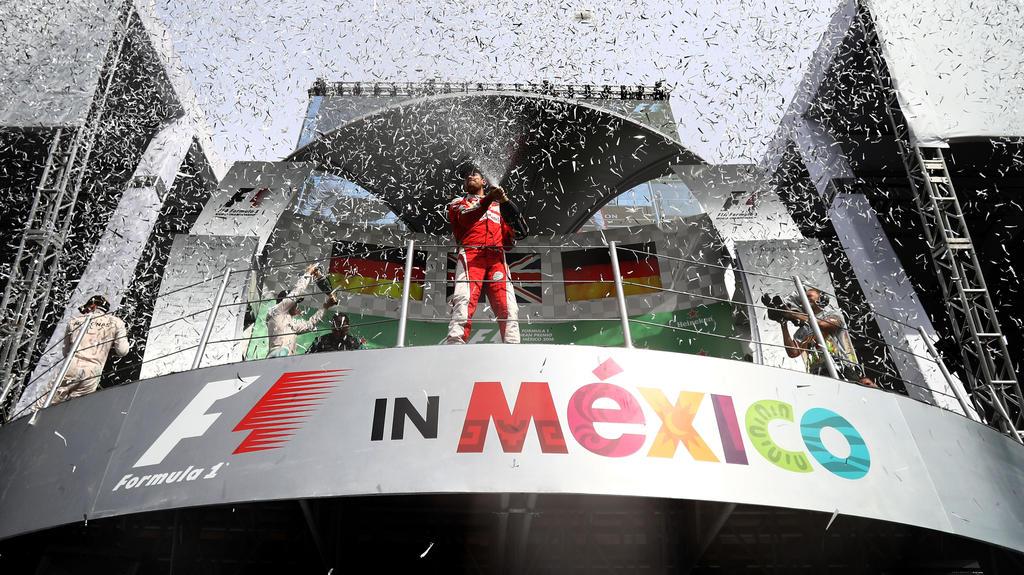 Autódromo Hermanos Rodríguez, Mexiko