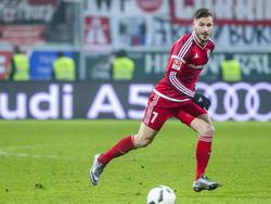 Mathew Leckie gehört zu den schnellsten Spielern der Bundesliga
