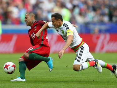 Portugal und Mexiko trennten sich in der Gruppenphase unentschieden
