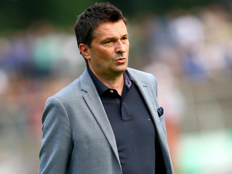 Schalke-Manager Christian Heidel bezog Stellung