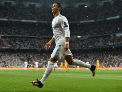 Cristiano Ronaldo könnte am Montag seine nächste Auszeichnung absahnen