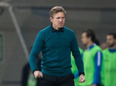 Julian Nagelsmann feierte mit 1899 Hoffenheim den ersten Europapokal-Sieg