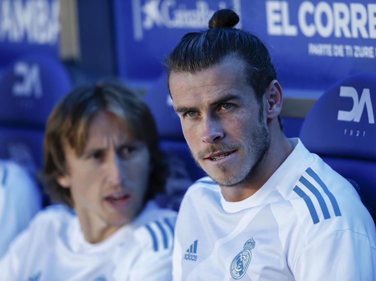 El galés Bale está viviendo un auténtico calvario con las lesiones. (Foto: Getty)