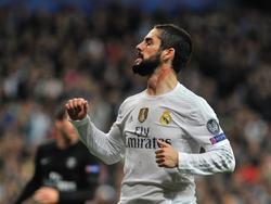 Isco deberá decidir en breve si se queda o no en el Madrid. (Foto: Imago)