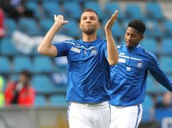 Daniel Gordon spielt in der neuen Saison für den SC Sandhausen