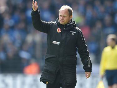 Rydlewicz übernimmt das Traineramt beim BFC Dynamo