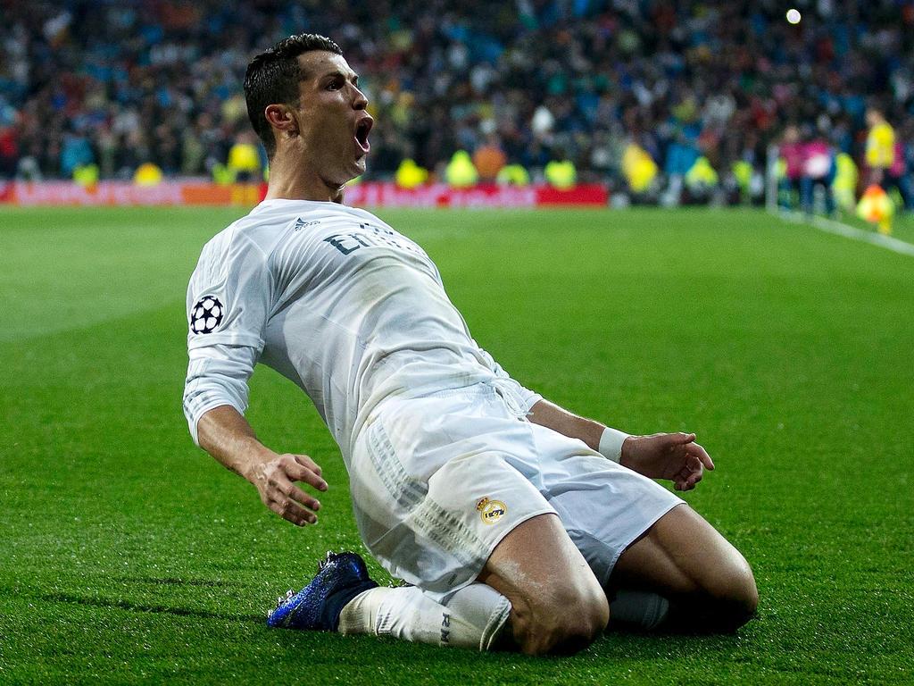 Cristiano Ronaldo ist