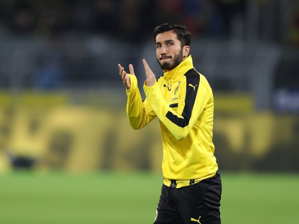 Nuri Şahin kommt beim BVB aktuell nicht zum Zug