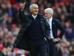José Mourinho kehrt mit ManUnited nach London zurück