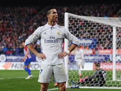 Steht auch dieses Wochenende im Mittelpunkt: Cristinao Ronaldo