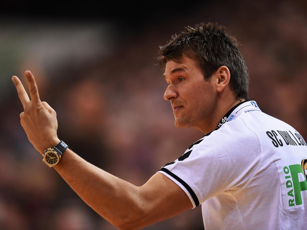 Christian Prokop könnte bald zwei Mannschaften parallel betreuen