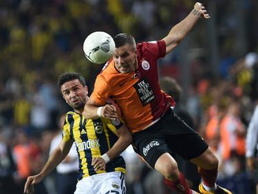 Lukas Podolski und Galatasaray kassierten eine bittere Derby-Niederlage