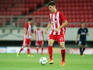 Borussia Mönchengladbach hat angeblich ein Auge auf Panagiotis Retsos geworfen