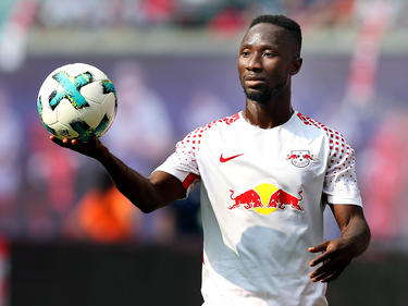 Naby Keïta wird den Leipzigern in den nächsten drei Partien fehlen
