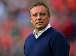 Traut seiner Mannschaft eine Menge zu: André Breitenreiter
