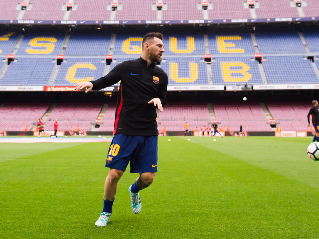 Wechselt Lionel Messi von Barcelona nach Manchester?