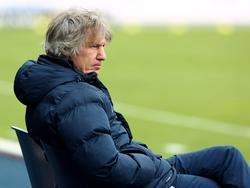 Verbeek tritt mit seinem Team gegen den VfL Wolfsburg an
