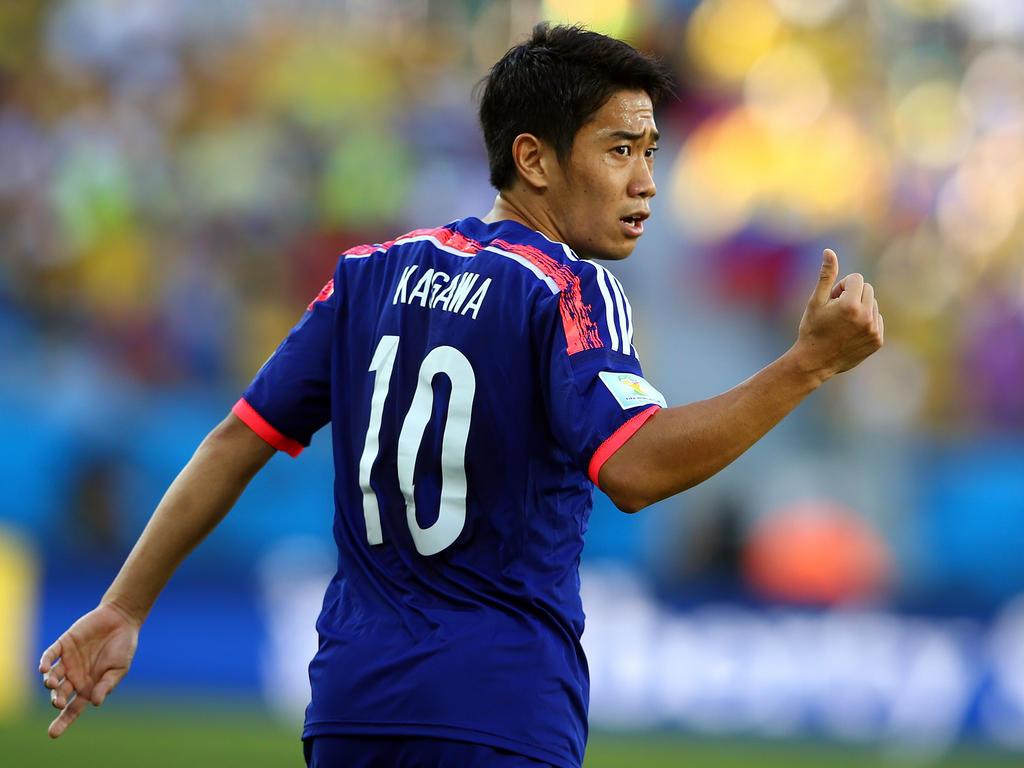 Bundesliga News Japanese star Kagawa returns to Dortmund