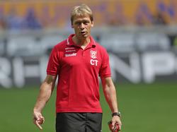 HFC-Trainer Sven Köhler