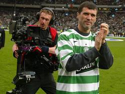 Keane beendete seine Karriere 2006 bei Celtic