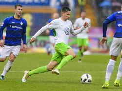 Draxlers Einsatz gegen Leverkusen ist gefährdet