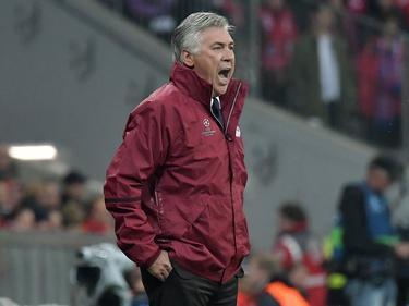 Carlo Ancelotti trifft zum ersten Mal auf Mönchengladbach