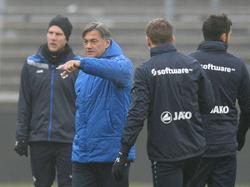 Ramon Berndroth stellt die Lilien gegen den SC Freiburg ein