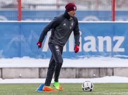Robert Lewandowski ist wieder ins Training eingestiegen