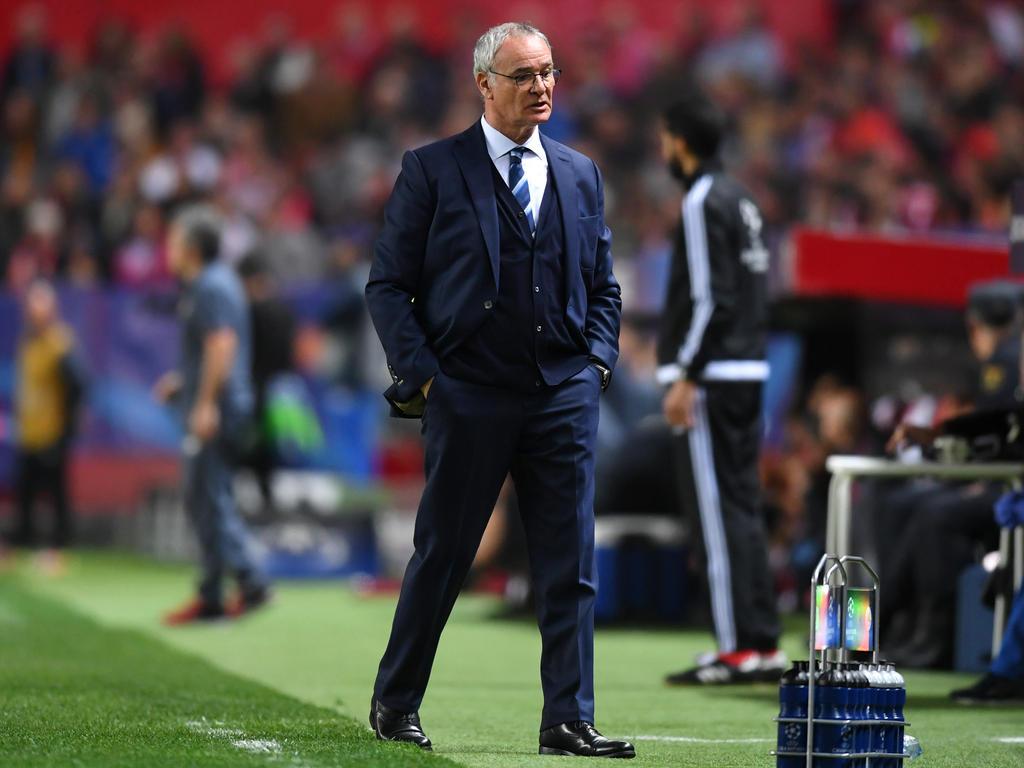 Claudio Ranieri ist nicht mehr Teammanager von Leicester City