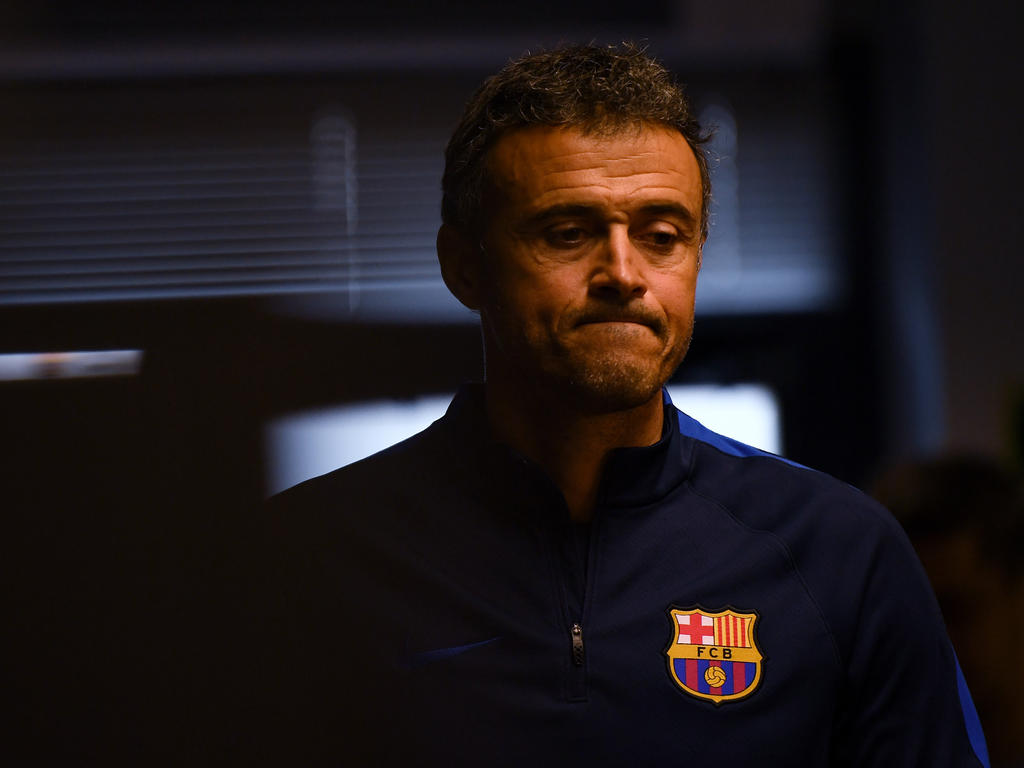 Trainer Luis Enrique hört auf